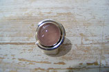 baque quartz rose cabochon