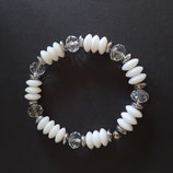 Armband weiss