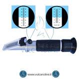 Rifrattometri ottici per controllo latte condensato