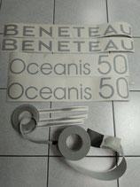 Bande deco adhesive oceanis 50