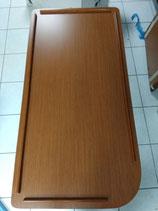 plateau table de carré vernis bateau voilier