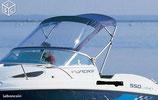 Taud + arceau flyer 550 cabin 5.50 neuf beneteau