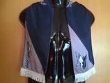 Steelsharks Schal : Poliester sublimiert oder  Wolle gestrickt