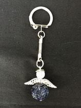 Schlüsselanhänger dunkelblau
