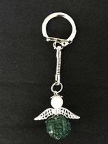 Schlüsselanhänger dunkelgrün