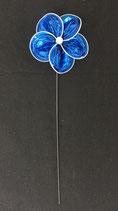 Blume königsblau
