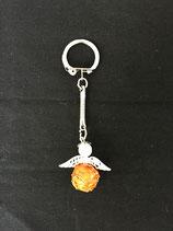 Schlüsselanhänger orange