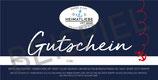 GESCHENK-GUTSCHEIN  20