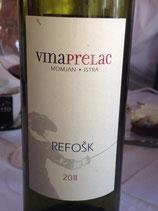 Prelac Refosk 2011