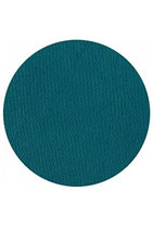 Superstar Aqua Face- and Bodypaint - 45 gr. - Petrol blue - grün blau