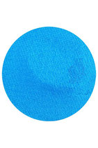 Superstar Aqua Face- and Bodypaint - 45 gr. - London Sky Blue Shimmer - himmelblau Metallic