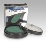 Mehron Paradise Makeup AQ Professional Size 40 gr. Vert Bouteille - grün metallic