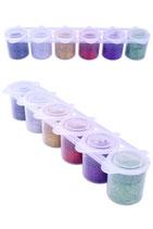 Ybody Glitzer Set - ColorXplosion Glitter Color Set -  6 x 13 gr.