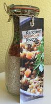 Karotten Steinpilz Risotto
