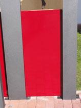 Soloblech Modular mit Dekorstanzung in versch. Ausführungen