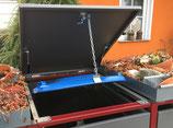 Gasdruckdämpfer Set für Mülltonnendach