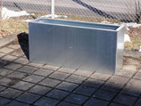 Hochbeet Urban 0,55 x 1,5 m - verzinkt