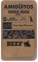 Amigüitos snack verkrijgbaar in 4 varianten 100gr