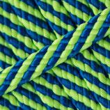 Jachtlijn groen/blauw
