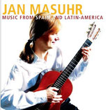 JAN MASUHR - Music from Spain and Latin America