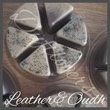 Leather&Oudh Meltbrocken