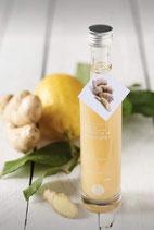 Vinaigre à la pulpe de Citron et Gingembre 10cl