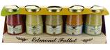 Coffret découverte moutardes Fallot x5