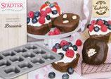 Brownie-Backblech