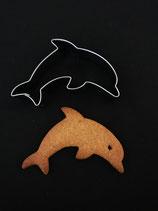 Ausstechform Delfin