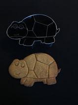 Präge-Ausstechform Schildkröte