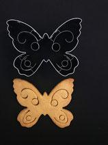 Präge-Ausstechform Schmetterling
