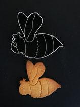 Präge-Ausstechform Biene 1