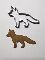 Ausstechform Fuchs