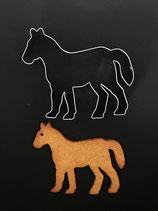 Ausstechform Pferd 2