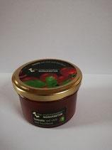 Herzhafter Fruchtaufstrich scharfe Tomate