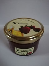 Erdbeerfruchtaufstrich mit Prosecco