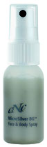 CNC Micro Silver Face & Body Spray 30 ml