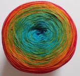 Bobbel Cotton, 4-fädig, Regenbogen