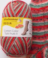 "Regia Sockenwolle ""Tutti Frutti Color"", 100g, Wassermelone"