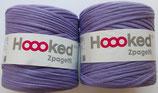 Hoooked Zpagetti Textilgarn, 2 x violett