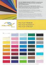 Farbkarte Poli-Flex Premium DIN A4