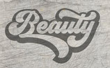 """Beauty"" Plotterdatei"