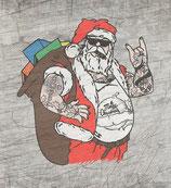Plotterdatei 'Tattooed Santa'