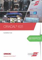 Farbkarte Oracal 631 DIN A4 aufklappbar