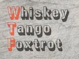"""""""Whiskey Tango Foxtrott"""" Plotterdatei"""