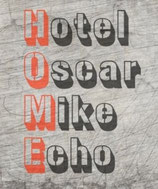 """Hotel Oscar Mike Echo"" Plotterdatei"