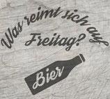 """Freitag-Bier"" Plotterdatei"