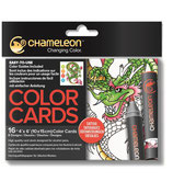 COLOR CARDS TATTOO