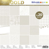 PACK PAPEL SCRAP ORO