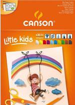 MINIPACK CARTULINA KIDS CANSON